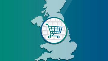 英国の電子商取引