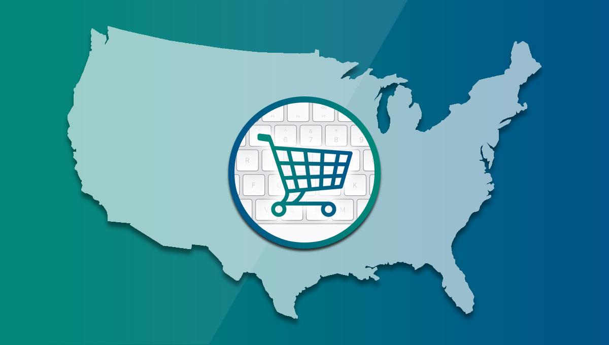米国の電子商取引