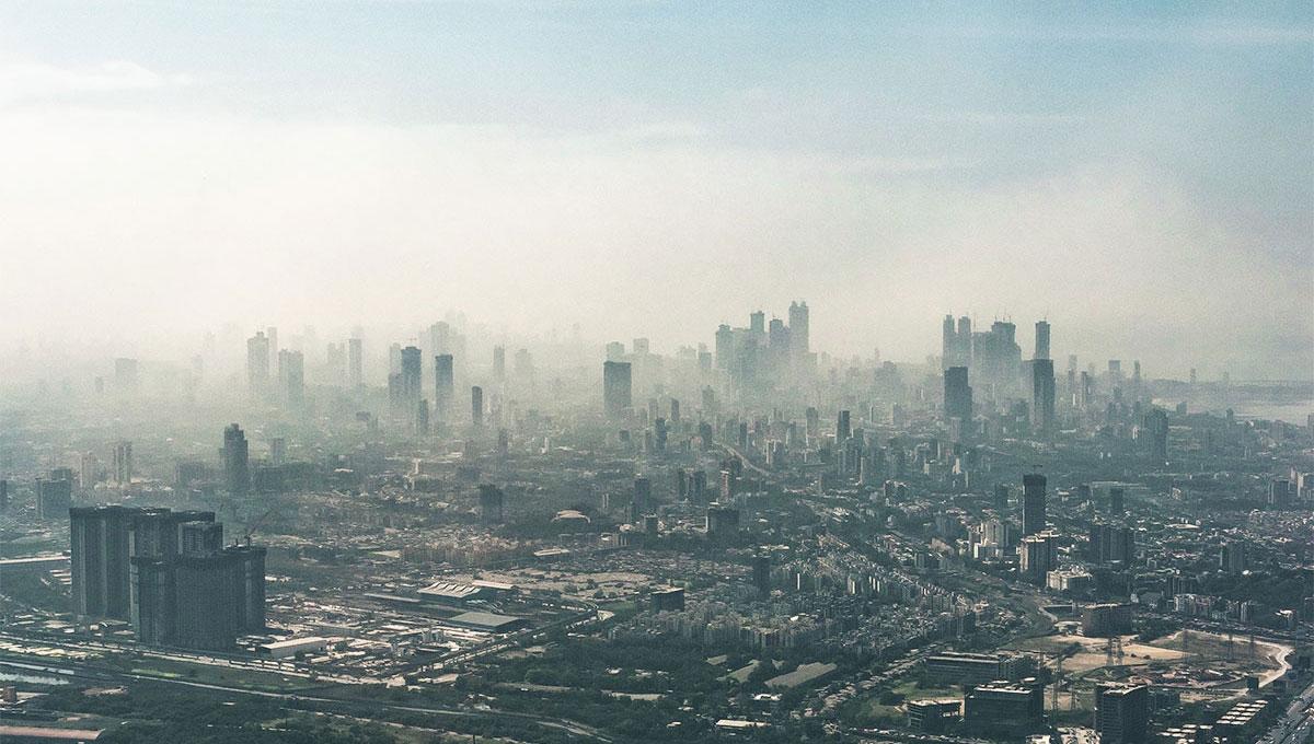 ムンバイの眺め
