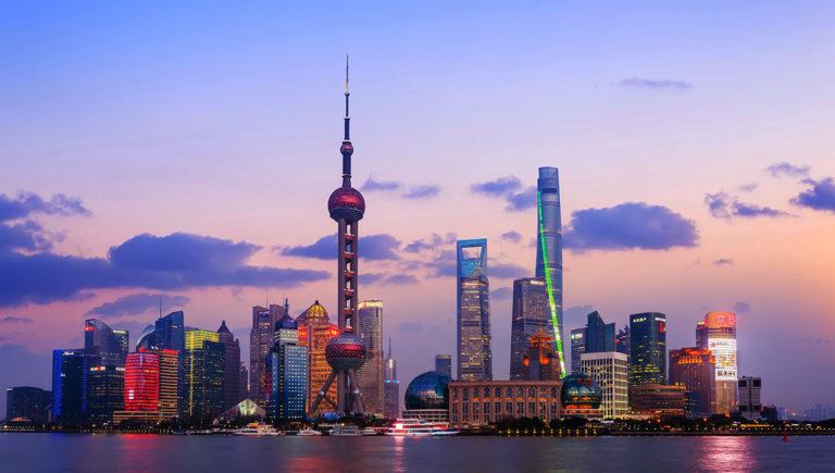 上海の眺め